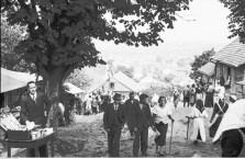 Kalwaria na starej fotografii - zbiory narodowego Archiwum Cyfrowego