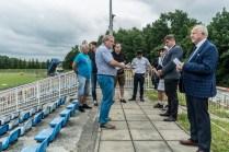 Prace na bieżni Kalwarianki - 25 czerwca 2021 r. - fot. Andrzej Famielec - Kalwaria 24-05329