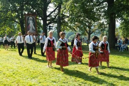 Uroczystości Wniebowzięcia NMP w Kalwaryjskim Sanktuarium - 22 sierpnia 2021 r. - fot. Andrzej Famielec - Kalwaria 24-00035