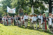 Uroczystości Wniebowzięcia NMP w Kalwaryjskim Sanktuarium - 22 sierpnia 2021 r. - fot. Andrzej Famielec - Kalwaria 24-00045
