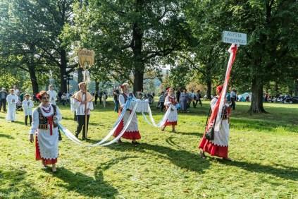 Uroczystości Wniebowzięcia NMP w Kalwaryjskim Sanktuarium - 22 sierpnia 2021 r. - fot. Andrzej Famielec - Kalwaria 24-00047