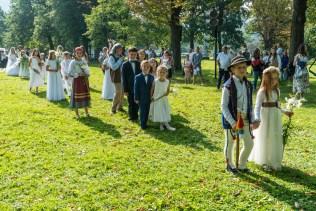 Uroczystości Wniebowzięcia NMP w Kalwaryjskim Sanktuarium - 22 sierpnia 2021 r. - fot. Andrzej Famielec - Kalwaria 24-00061