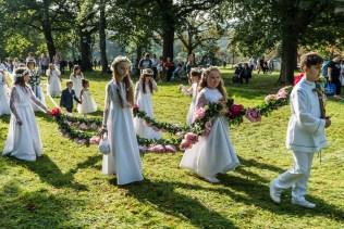 Uroczystości Wniebowzięcia NMP w Kalwaryjskim Sanktuarium - 22 sierpnia 2021 r. - fot. Andrzej Famielec - Kalwaria 24-00077
