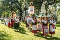 Uroczystości Wniebowzięcia NMP w Kalwaryjskim Sanktuarium - 22 sierpnia 2021 r. - fot. Andrzej Famielec - Kalwaria 24-00091