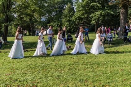 Uroczystości Wniebowzięcia NMP w Kalwaryjskim Sanktuarium - 22 sierpnia 2021 r. - fot. Andrzej Famielec - Kalwaria 24-00123