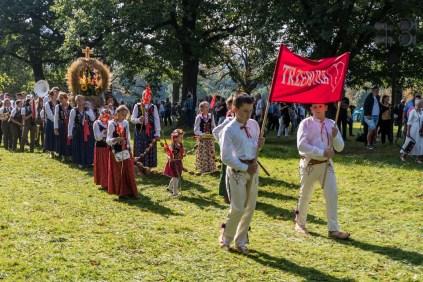Uroczystości Wniebowzięcia NMP w Kalwaryjskim Sanktuarium - 22 sierpnia 2021 r. - fot. Andrzej Famielec - Kalwaria 24-00140