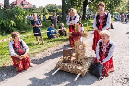 Uroczystości Wniebowzięcia NMP w Kalwaryjskim Sanktuarium - 22 sierpnia 2021 r. - fot. Andrzej Famielec - Kalwaria 24-00165