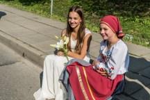 Uroczystości Wniebowzięcia NMP w Kalwaryjskim Sanktuarium - 22 sierpnia 2021 r. - fot. Andrzej Famielec - Kalwaria 24-00184