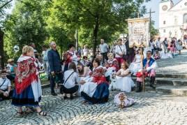 Uroczystości Wniebowzięcia NMP w Kalwaryjskim Sanktuarium - 22 sierpnia 2021 r. - fot. Andrzej Famielec - Kalwaria 24-00193