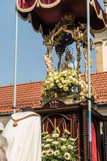 Uroczystości Wniebowzięcia NMP w Kalwaryjskim Sanktuarium - 22 sierpnia 2021 r. - fot. Andrzej Famielec - Kalwaria 24-00303