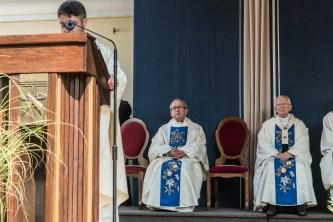 Uroczystości Wniebowzięcia NMP w Kalwaryjskim Sanktuarium - 22 sierpnia 2021 r. - fot. Andrzej Famielec - Kalwaria 24-00433