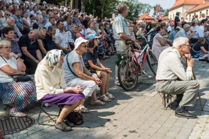 Uroczystości Wniebowzięcia NMP w Kalwaryjskim Sanktuarium - 22 sierpnia 2021 r. - fot. Andrzej Famielec - Kalwaria 24-00479
