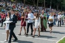 Uroczystości Wniebowzięcia NMP w Kalwaryjskim Sanktuarium - 22 sierpnia 2021 r. - fot. Andrzej Famielec - Kalwaria 24-00510
