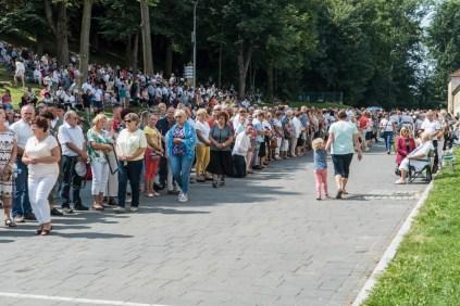 Uroczystości Wniebowzięcia NMP w Kalwaryjskim Sanktuarium - 22 sierpnia 2021 r. - fot. Andrzej Famielec - Kalwaria 24-00517