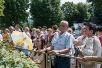 Uroczystości Wniebowzięcia NMP w Kalwaryjskim Sanktuarium - 22 sierpnia 2021 r. - fot. Andrzej Famielec - Kalwaria 24-00540