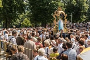 Uroczystości Wniebowzięcia NMP w Kalwaryjskim Sanktuarium - 22 sierpnia 2021 r. - fot. Andrzej Famielec - Kalwaria 24-00660