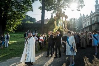 Uroczystości Wniebowzięcia NMP w Kalwaryjskim Sanktuarium - 22 sierpnia 2021 r. - fot. Andrzej Famielec - Kalwaria 24-09928-2