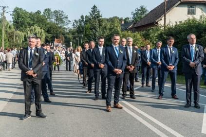 Uroczystości Wniebowzięcia NMP w Kalwaryjskim Sanktuarium - 22 sierpnia 2021 r. - fot. Andrzej Famielec - Kalwaria 24-09947