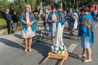 Uroczystości Wniebowzięcia NMP w Kalwaryjskim Sanktuarium - 22 sierpnia 2021 r. - fot. Andrzej Famielec - Kalwaria 24-09951