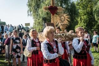 Uroczystości Wniebowzięcia NMP w Kalwaryjskim Sanktuarium - 22 sierpnia 2021 r. - fot. Andrzej Famielec - Kalwaria 24-09954