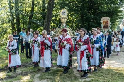 Uroczystości Wniebowzięcia NMP w Kalwaryjskim Sanktuarium - 22 sierpnia 2021 r. - fot. Andrzej Famielec - Kalwaria 24-09956