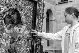 29 Pilegrzymka Rodzin Archidiecezji Krakowskiej do Sankturium w Kalwarii Zebrzydowskiej - 5 września 2021 r. - fot. Andrzej Famielec - Kalwaria 24-01499