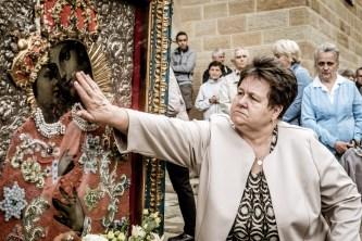 29 Pilegrzymka Rodzin Archidiecezji Krakowskiej do Sankturium w Kalwarii Zebrzydowskiej - 5 września 2021 r. - fot. Andrzej Famielec - Kalwaria 24-01555