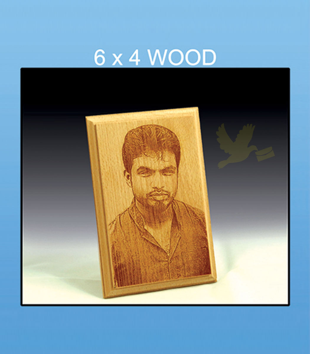 wooden engraving photo gifts
