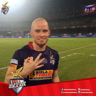 Hume's 2nd Hat trick helped Atk to reach semis