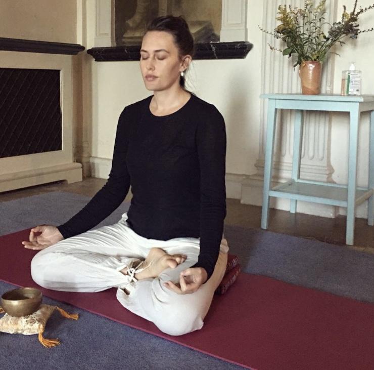 Meditation in Totnes