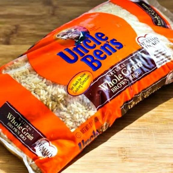 uncle ben s brown rice