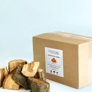 Apricot Wood Smoking Chunks