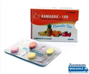 Kamagra Soft Chewable Tablets