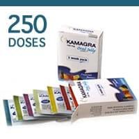 Kamagra Jellies x 250