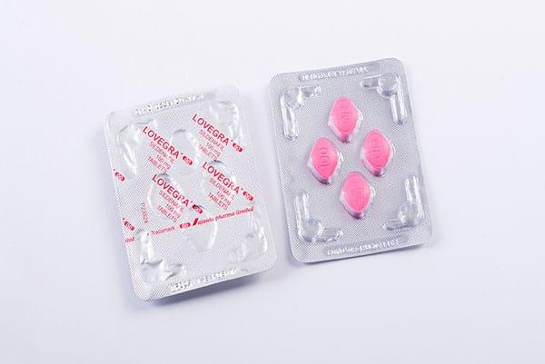 lovegra tablete za potenciju