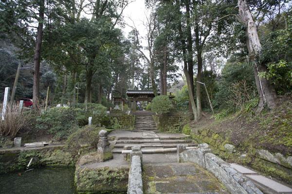 第四位 浄智寺