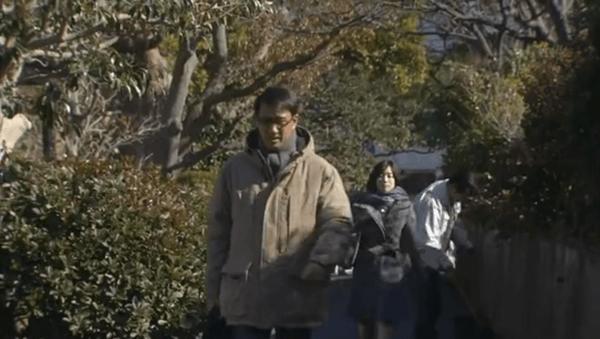 〈7〉鎌倉市役所前の道