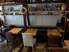 Rakaposhi(ラカポシ)の店内。