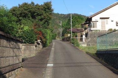 山木兼隆館跡に向かいます。