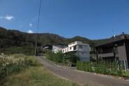 伊豆山神社。本宮近く。