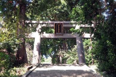 伊豆山神社。