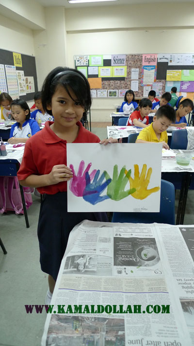 watercolour painting in singapore