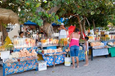 MÉXICO. RIVIERA MAYA. Playa del Carmen. Quinta Avenida.