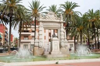 Ruta Sorolla en Valencia
