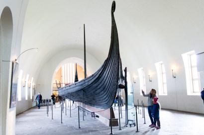 Museo Barcos Vikingos Osl0
