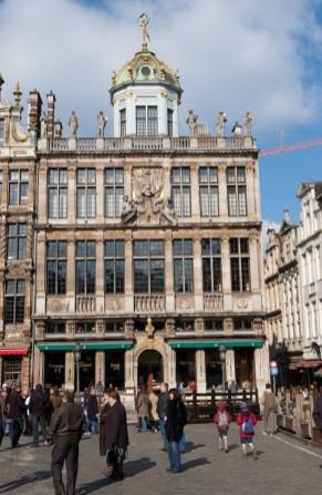 Huellas españolas en Flandes