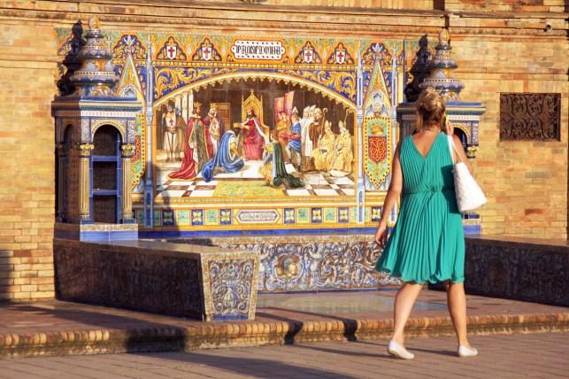 Plaza de Espana_Sevilla_14