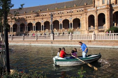 Plaza de Espana_Sevilla_18
