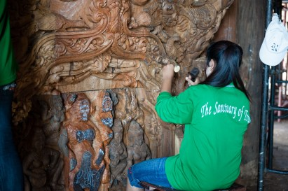 Santuario de la Verdad_Tailandia-14