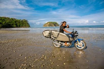 Samara beach. Samara. Guanacaste. Costa Rica
